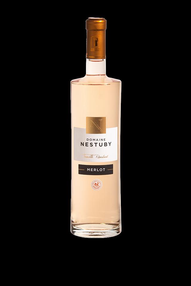 Merlot rosé 2020